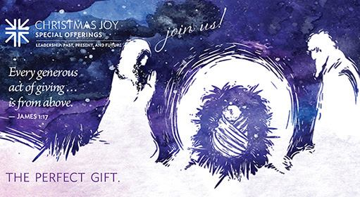 Christmas Joy Special Offerings